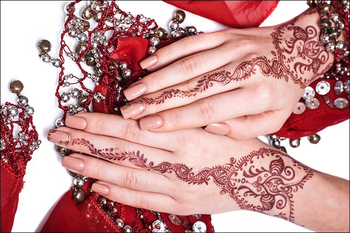 Indian Mehndi Designs - The Vine Of Love