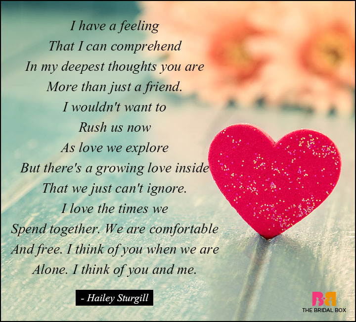 True Love Poems - Hailey Sturgill