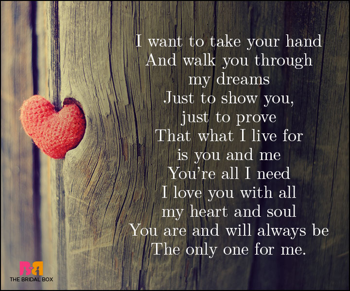 30 Cute Love Poems For Him with Images – The WoW Style |I Want You Forever Poems