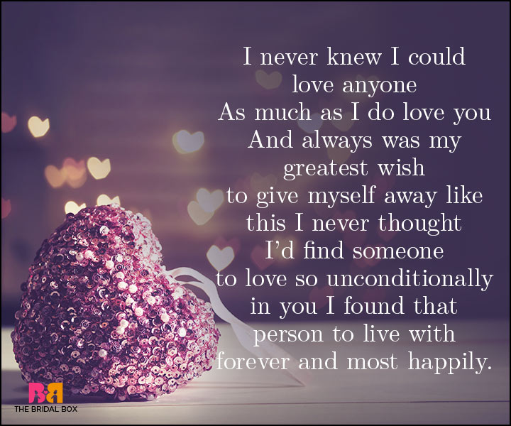 9 Unconditional Love Poems That Show True love Knows No ...