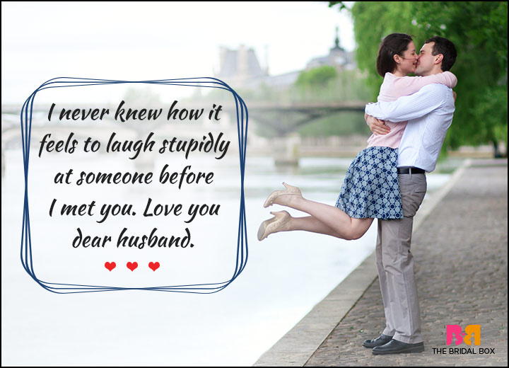 Valentines Day Quotes For Him - I Never Knew