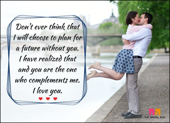 Valentines Day Quotes For Him - You Complement Me