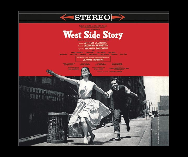 Tragic Love Stories - West Side Story By Arthur Laurents