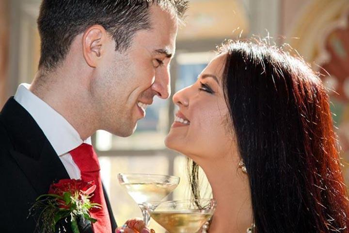 Celina Jaitley S Wedding To The Austrian Charmer The Story