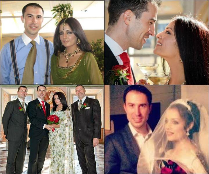 celina jaitley wedding - The Austrian Wedding
