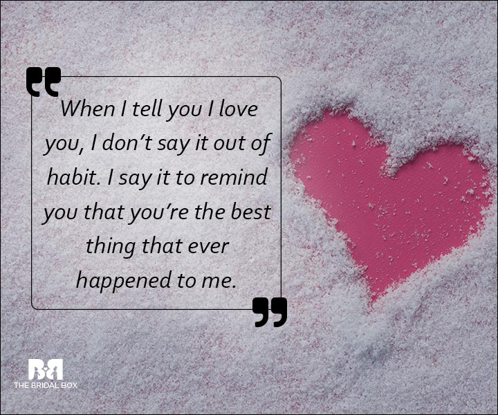 Emotional Love SMS Messages - You're The Best