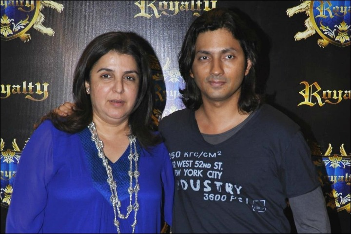 Image result for Farah Khan and Shirish Kunder