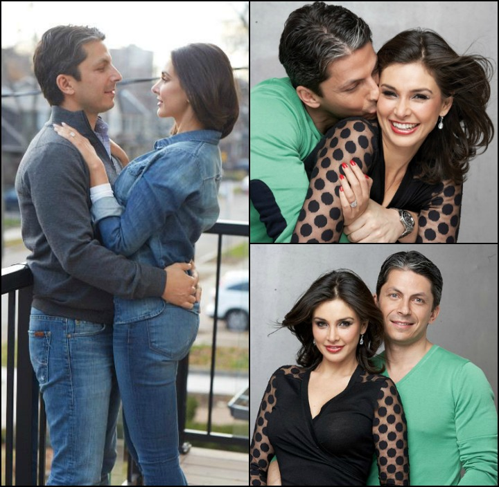 The Jason Dehni Lisa Ray Wedding – Jason Dehni And Lisa Ray In Candid Shot