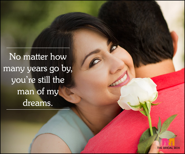 Love Quotes For Husband On His Birthday - The Man Of My Dreams