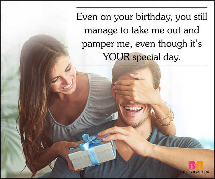 Happy Birthday Husband Quotes | 30 Cute Love Quotes For Husband On His Birthday