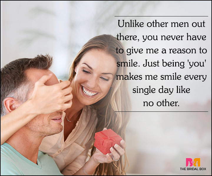 Love Quotes For Husband On His Birthday - A Reason To Smile