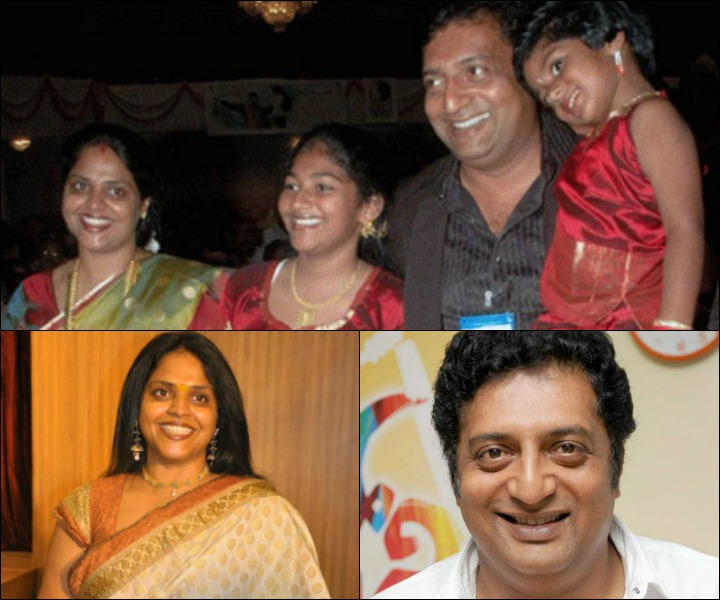 "Prakash Raj Marriage: ""My Ex Wife Loves My Children Too ..."
