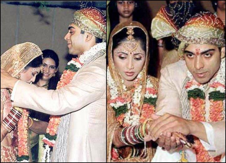 The Gautami Ram Kapoor Wedding - Gautami And Ram At Their Wedding