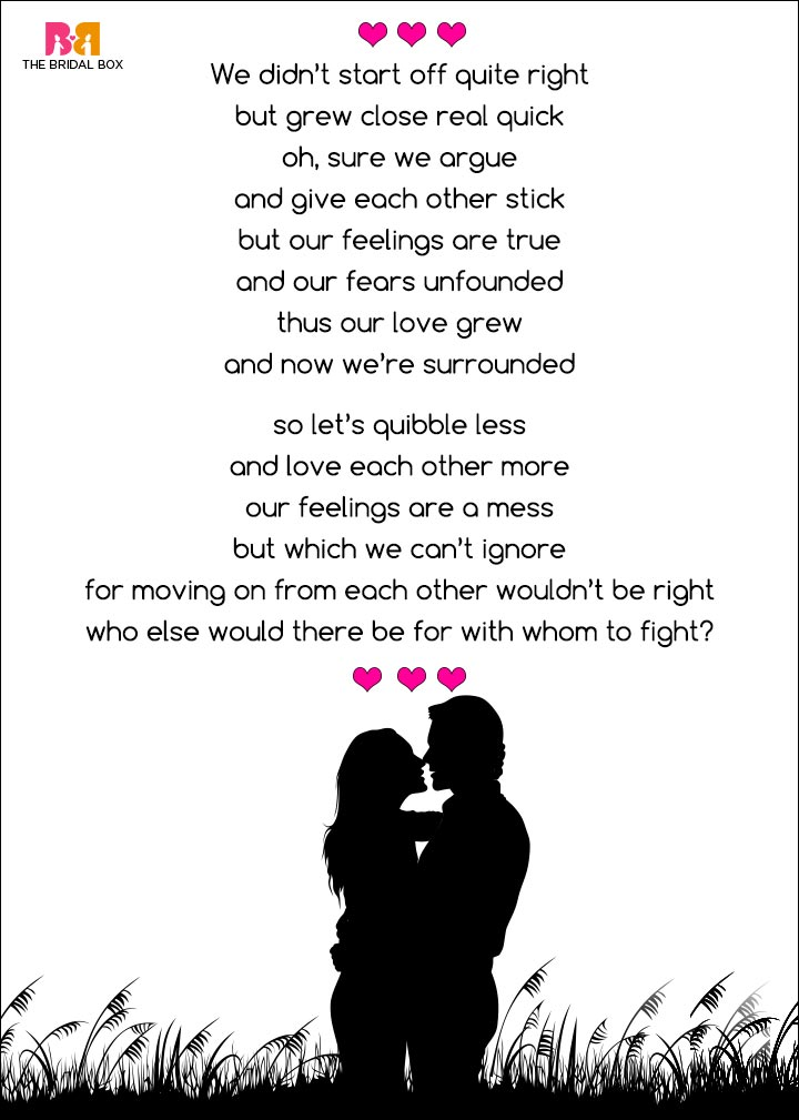 Romantic Love Poems For Her - Be Mine Forever, Jay Em