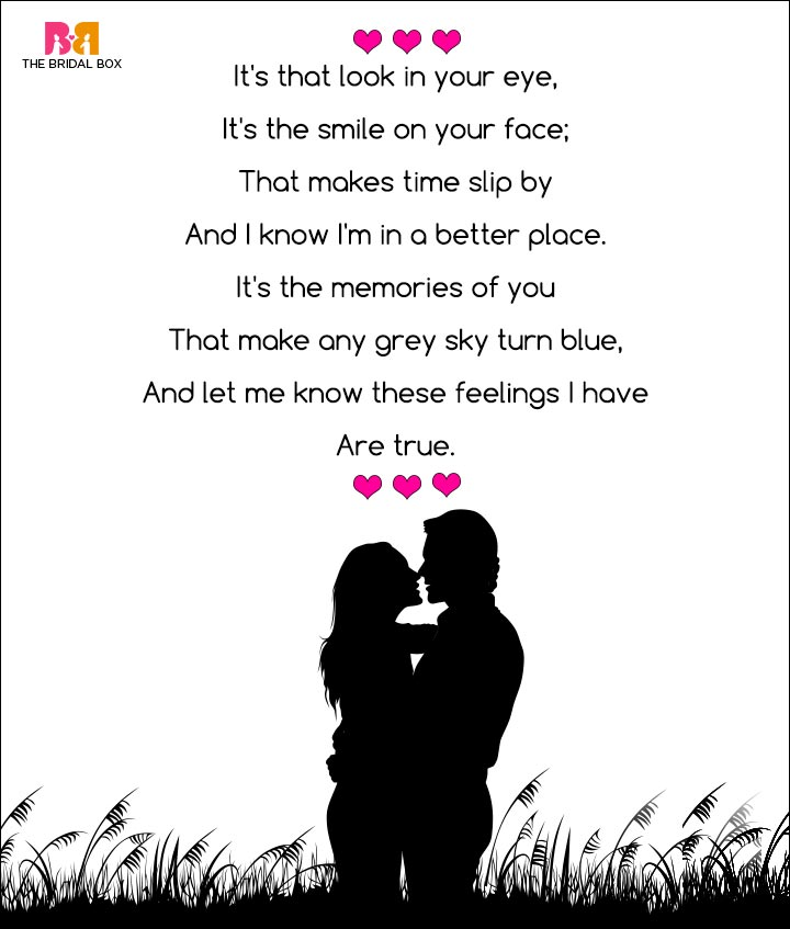 Romantic Love Poems For Her - You, Bryce Jennings