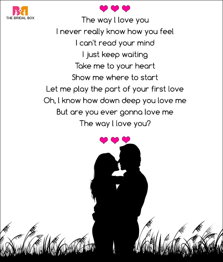 Romantic Love Poems For Her - The Way I Love You, Stephen Osei