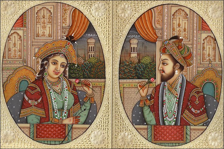 Tragic Love Stories - Shah Jahan And Mumtaz Mahal