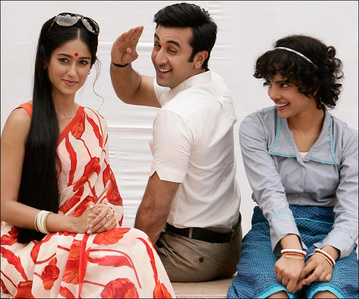 Bollywood Love Story Movies - Barfi!