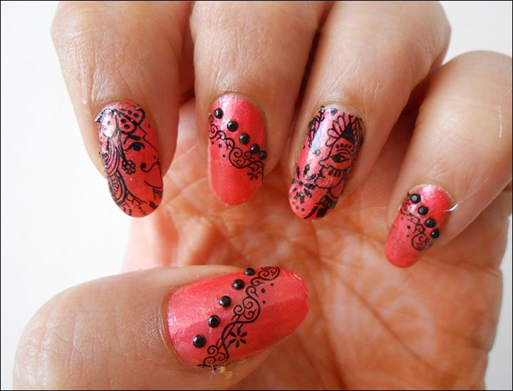 All You Need To Know About Bridal Nail Art - Bridals.Pk