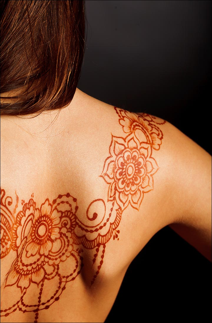 Mehndi Tattoo Designs - Bringing The Sexy Back