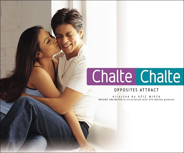 Bollywood Love Story Movies - Chalte Chalte
