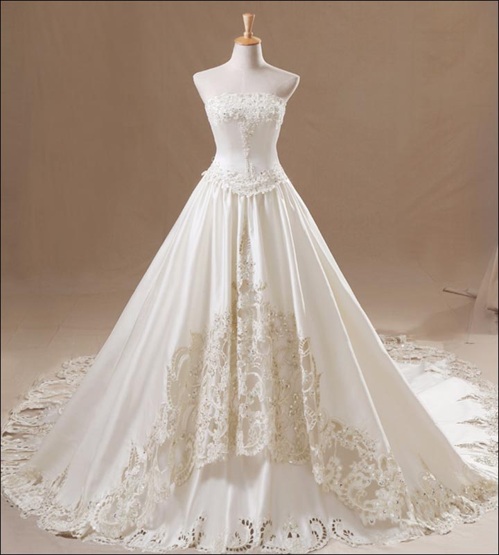 Wedding Gown Princess Cut: The Original & The Inspired