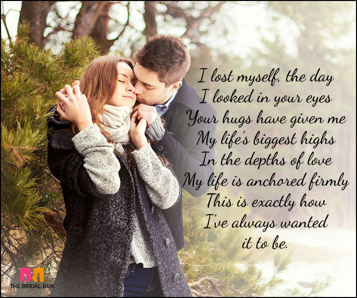 Cute Love Poems - My LIfe's Biggest Highs