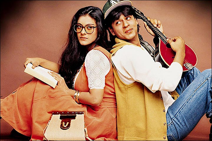 Bollywood Love Story Movies - DDLJ