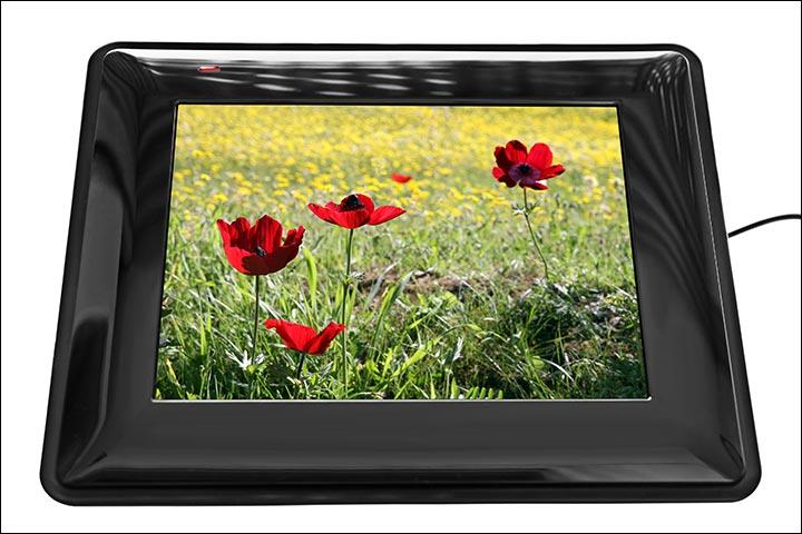 Valentine Gifts For Husband - Digital Photo Frame