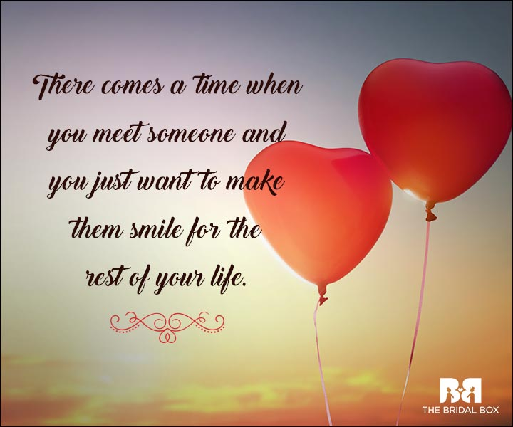 Emotional Love Quotes - There Will Come A Time