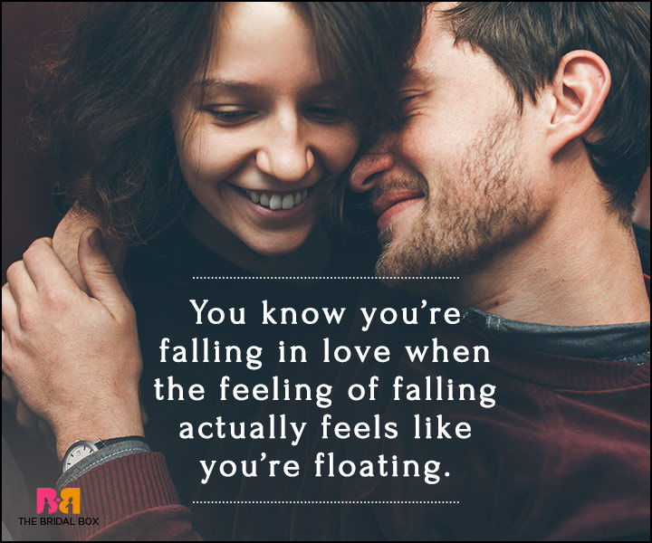 Falling In Love Quotes - Falling