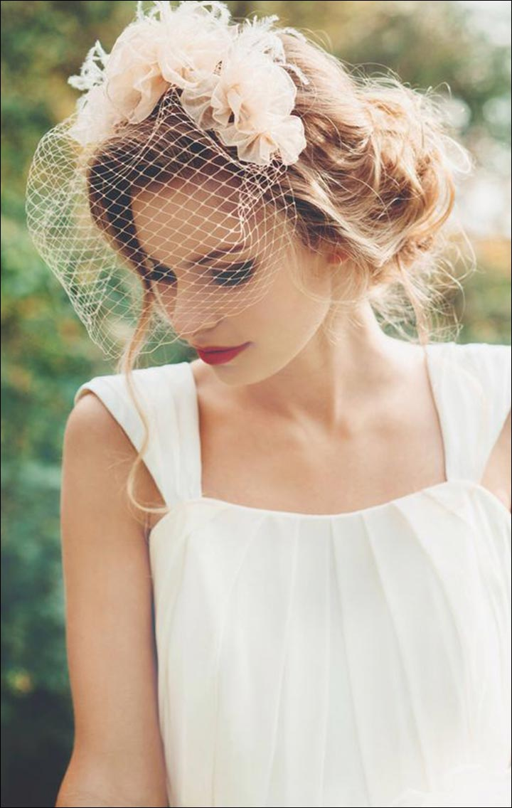 Wedding Veils - Floral Fixations