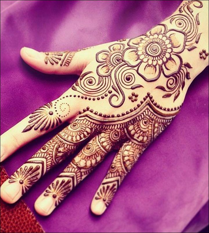 Arabic Mehandi Designs Book
