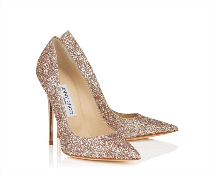Jimmy Choo Wedding Shoes - Glitterati