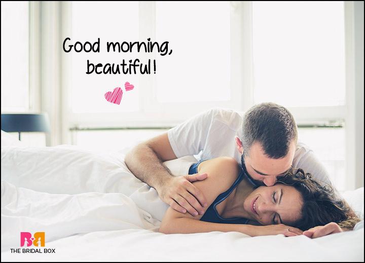 Good Morning Love SMS - Mornin' Doll!