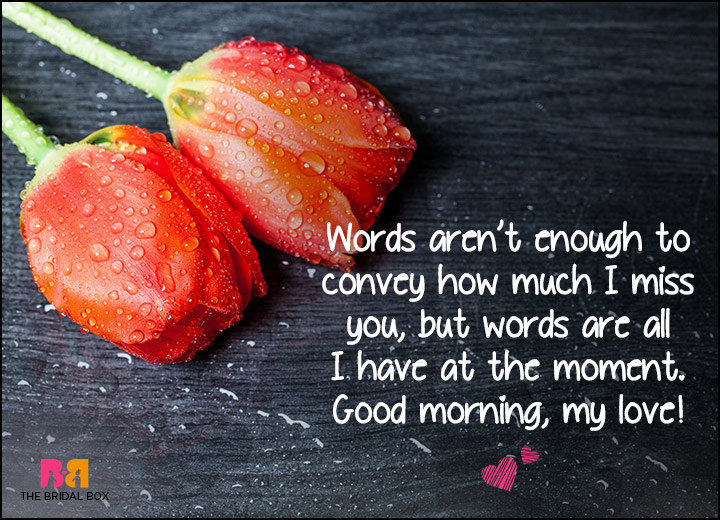 Good Morning Love Romantic Sms : Good morning love sms to brighten your s day