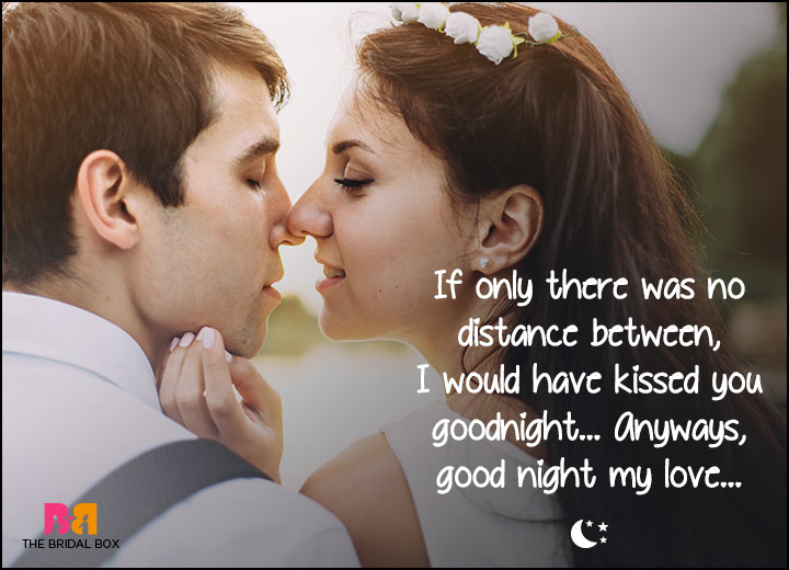 Good Night Love SMS - If Only