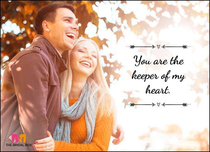 Happy Love Status Messages - My Keeper