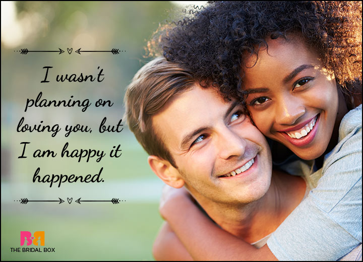 Happy Love Status Messages - I'm Happy It Happened