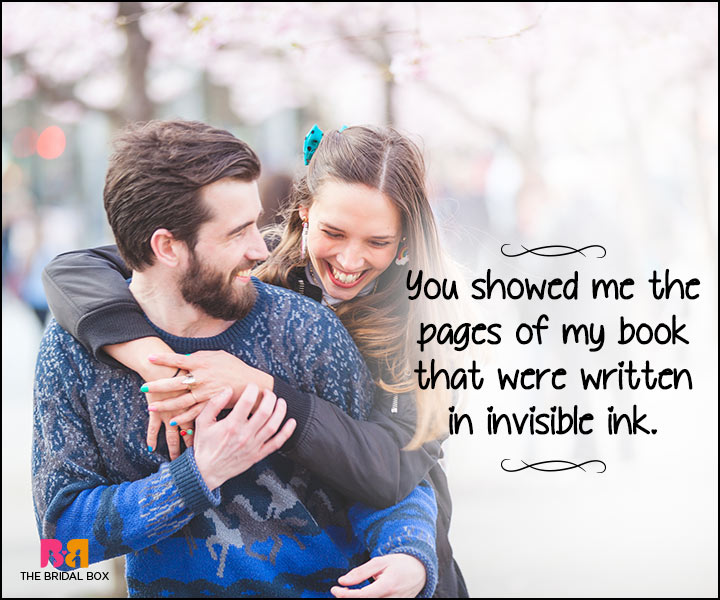 Heart Touching Love Quotes - You Showed Me