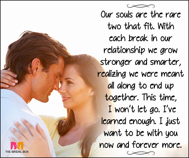 Heart Touching Love Quotes - A Rare Fit