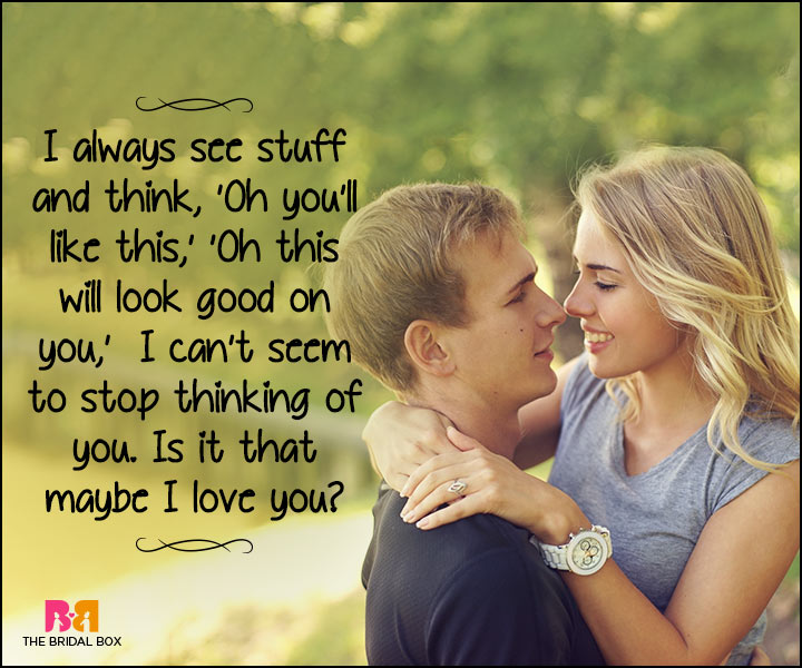 Heart Touching Love Quotes - I Can't Seem To Stop