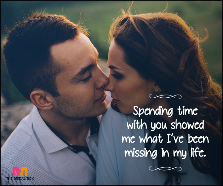 Heart Touching Love Quotes - What I've Been Missing