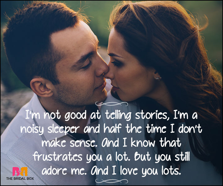 Heart Touching Love Quotes - Telling Stories