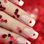 Hearts-And-Kisses-Bridal-Nail-Art