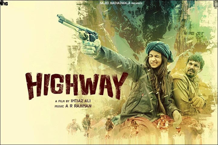 Bollywood Love Story Movies - Highway