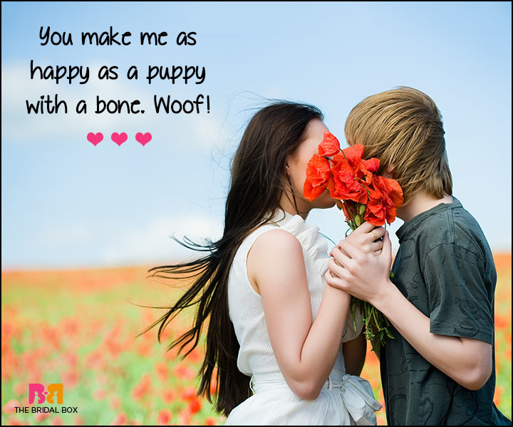 I Love U Messages For Boyfriend - A Puppy