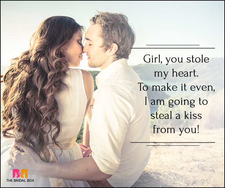 I Love You Quotes For Her - Stealing