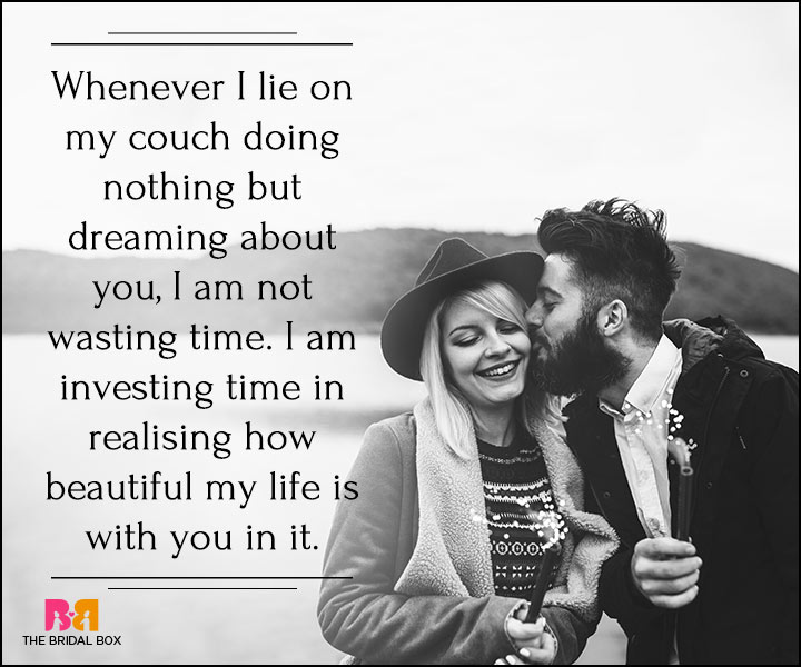 I Love You Quotes For Her - An Investment