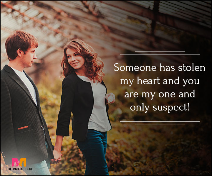 I Love You Quotes For Her - The One And Only Suspect